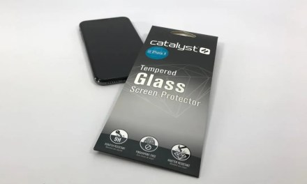 Catalyst Tempered Glass Screen Protector for iPhone X REVIEW