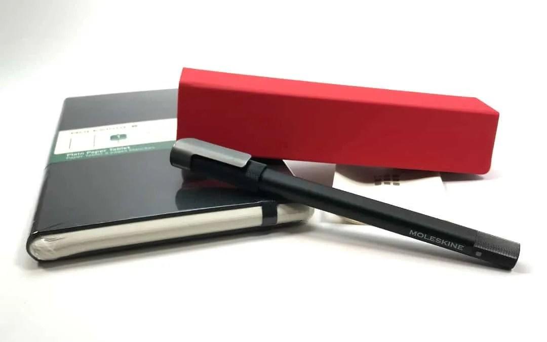 Moleskine Pen+ Ellipse Smart Writing System REVIEW