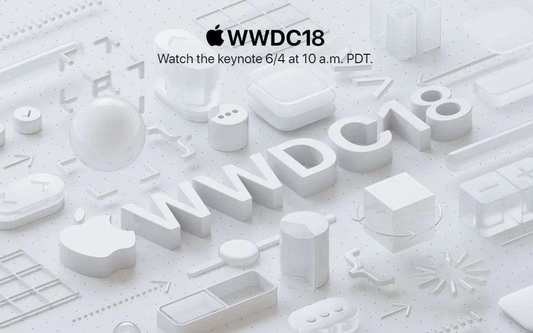 Watch the Apple WWDC18 Keynote NEWS