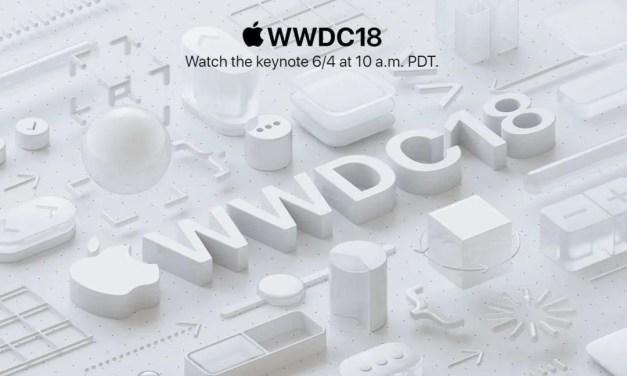 Watch the Apple WWDC18 Keynote NEWS