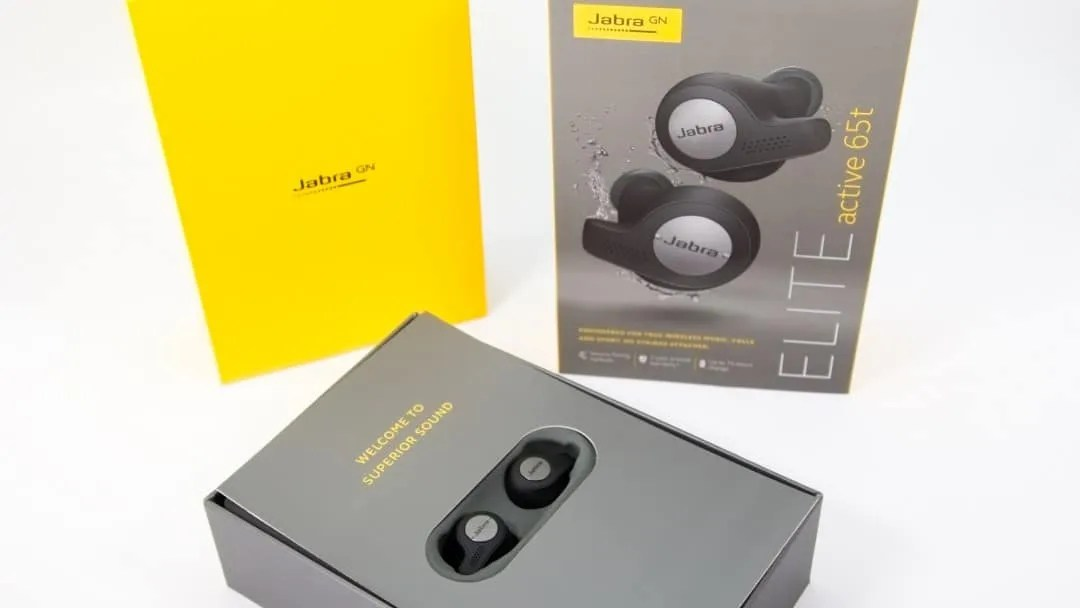 Jabra Elite Active 65t Wireless Earbuds REVIEW
