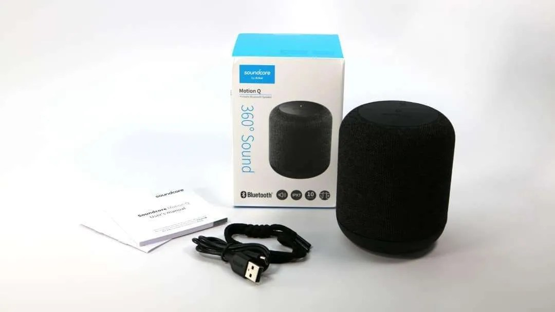 Anker Soundcore Motion Q Portable Bluetooth Speaker REVIEW