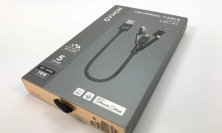 NOMAD 1FT Rugged Universal 3 in 1 Cable REVIEW