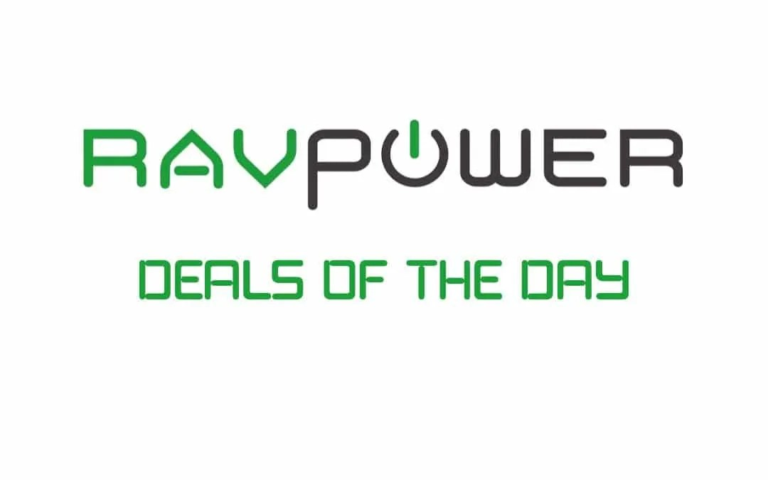 RAVPower Deals of the Day NEWS