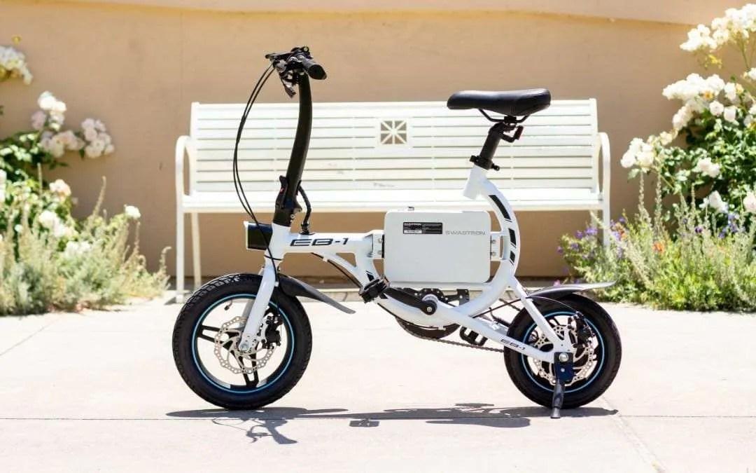 SWAGTRON Introduces EB1 Electric Bike NEWS