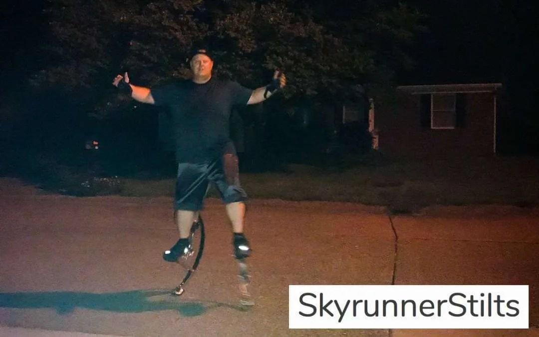 SkyRunner Adult Kangaroo Shoes Jumping Stilts REVIEW