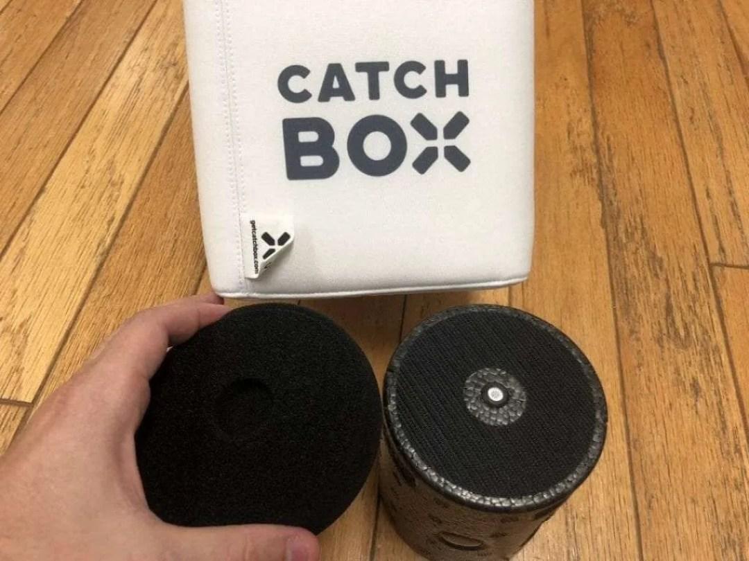 Catchbox Transmitter