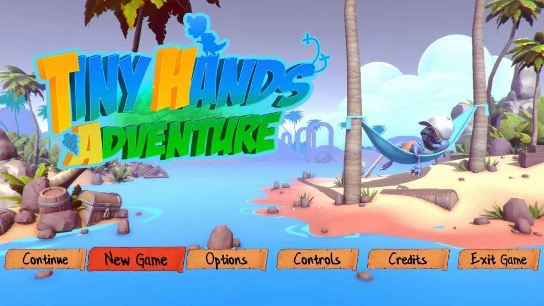 Tiny Hands Adventure Steam and Switch Game REVIEW