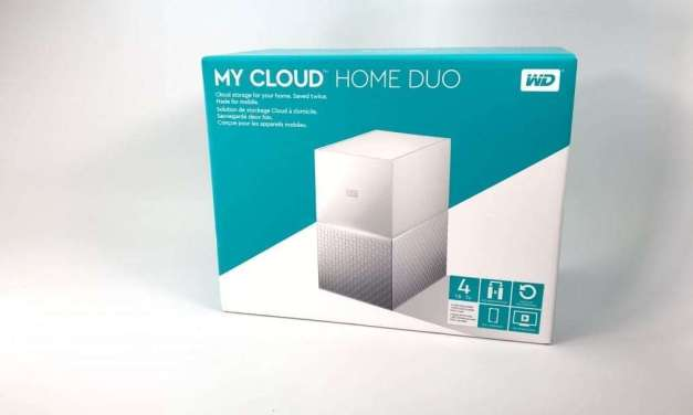 Western Digital MY CLOUD HOME REVIEW
