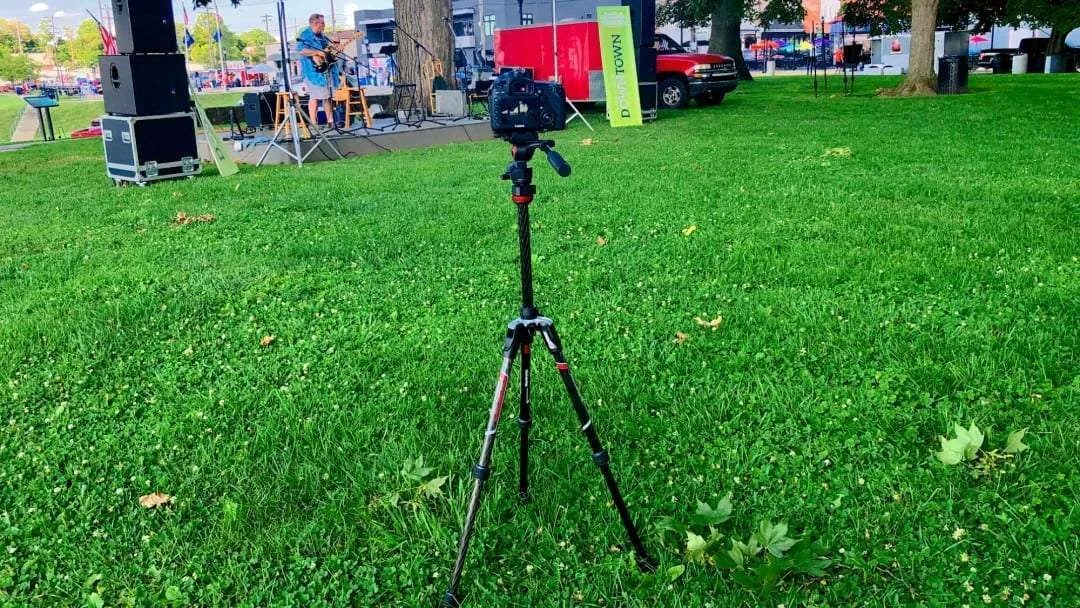 Manfrotto Befree Live Video Travel Tripod Kit REVIEW