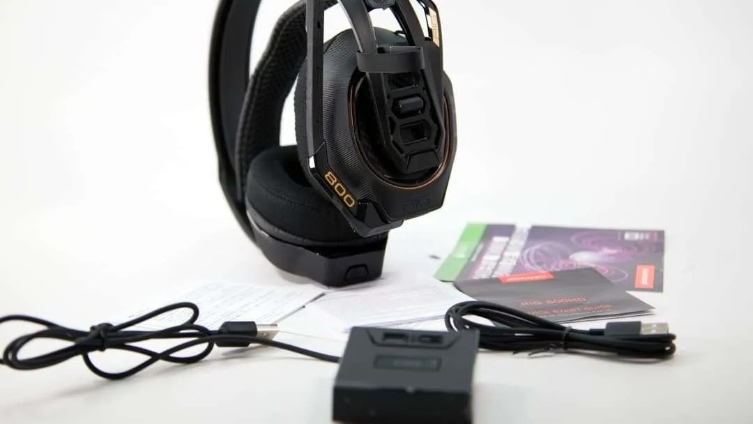 Plantronics Rig 800HD Gaming Headset REVIEW