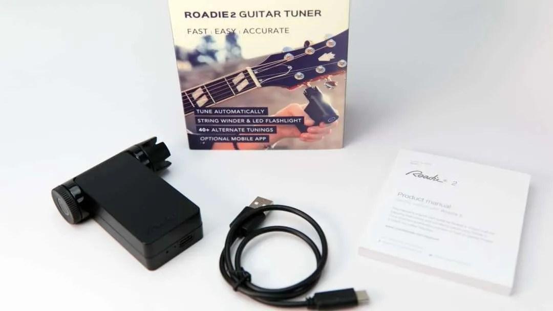 Roadie2 Guitar Tuner REVIEW