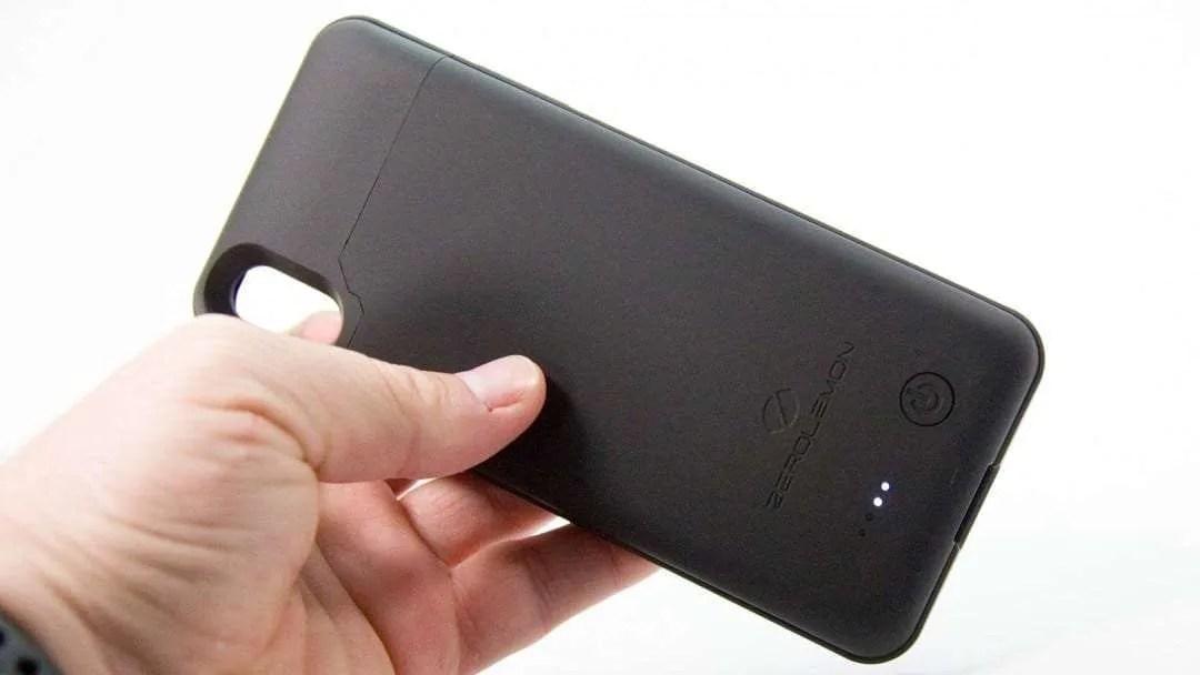 ZeroLemon iPhone X Battery Case REVIEW