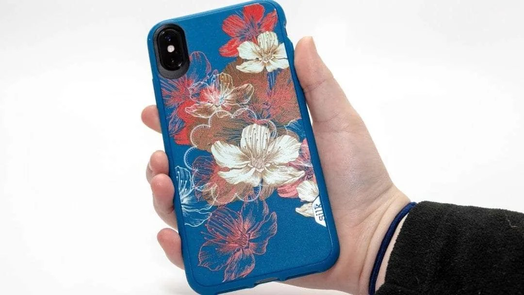 Silk Kung Fu Grip Case for iPhone Xs Max REVIEW