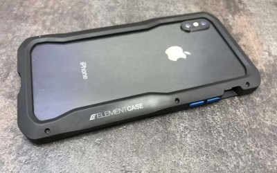 Element Case Vapor S iPhone X and XS REVIEW Be In Your Element