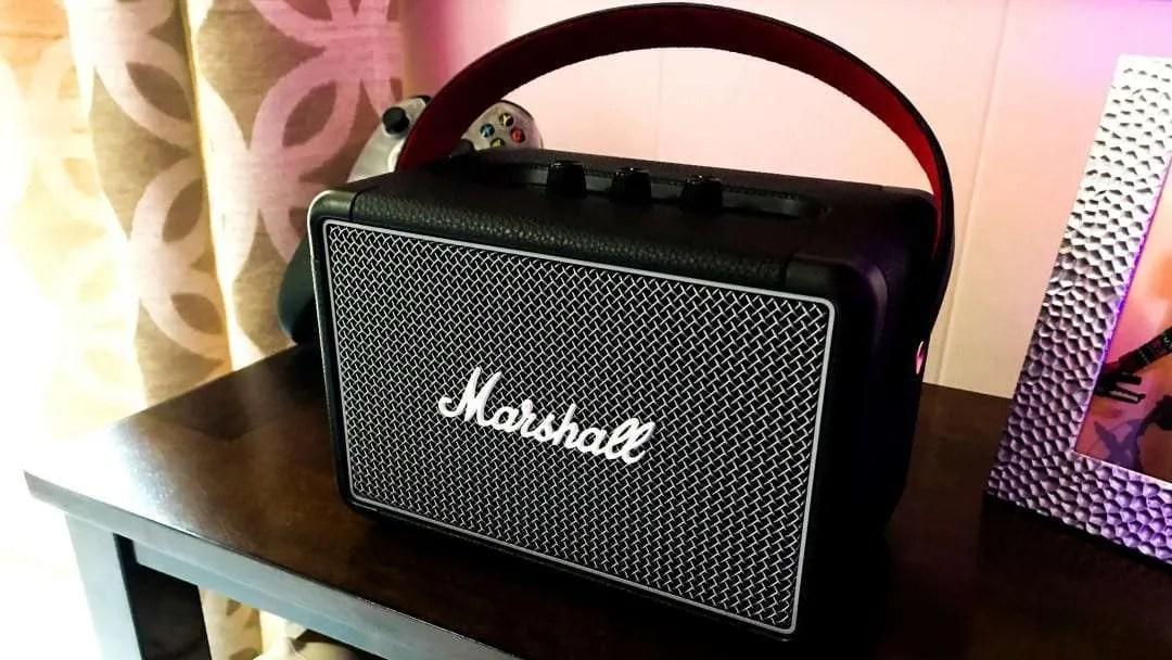 Marshall Kilburn II Portable Stereo Loudspeaker REVIEW