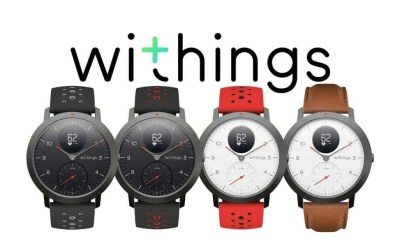 Withings Returns With Steel HR Sport Following Its Reacquisition From Nokia NEWS
