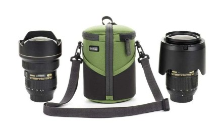 "New ""Lens Case Duo"" Provides Enhanced Camera Lens Protection NEWS"