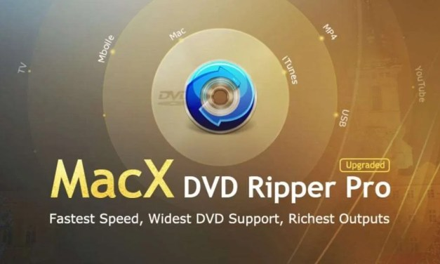 Rip DVD Movies to MP4 for iPhone with MacX DVD Ripper Pro