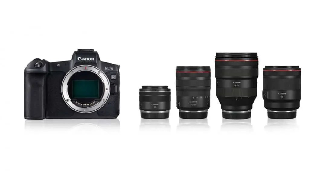 Canon Launches New EOS R System NEWS
