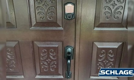 Schlage Camelot Trim Sense Smart Deadbolt + Handleset REVIEW