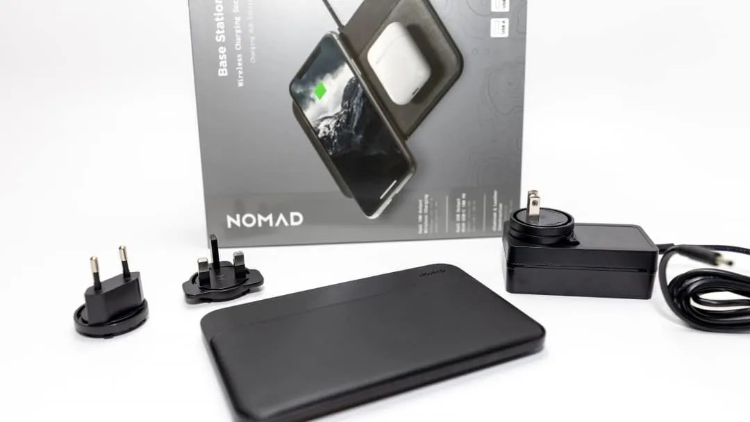 NOMAD Base Station Wireless Charger REVIEW