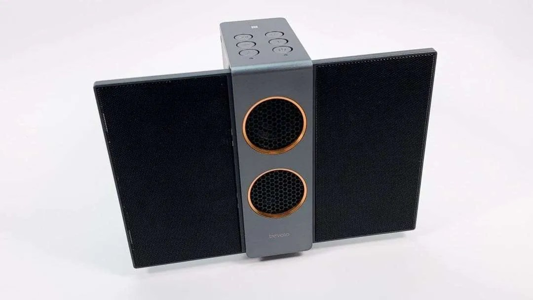 BenQ treVolo S Portable Bluetooth Electrostatic Speaker REVIEW