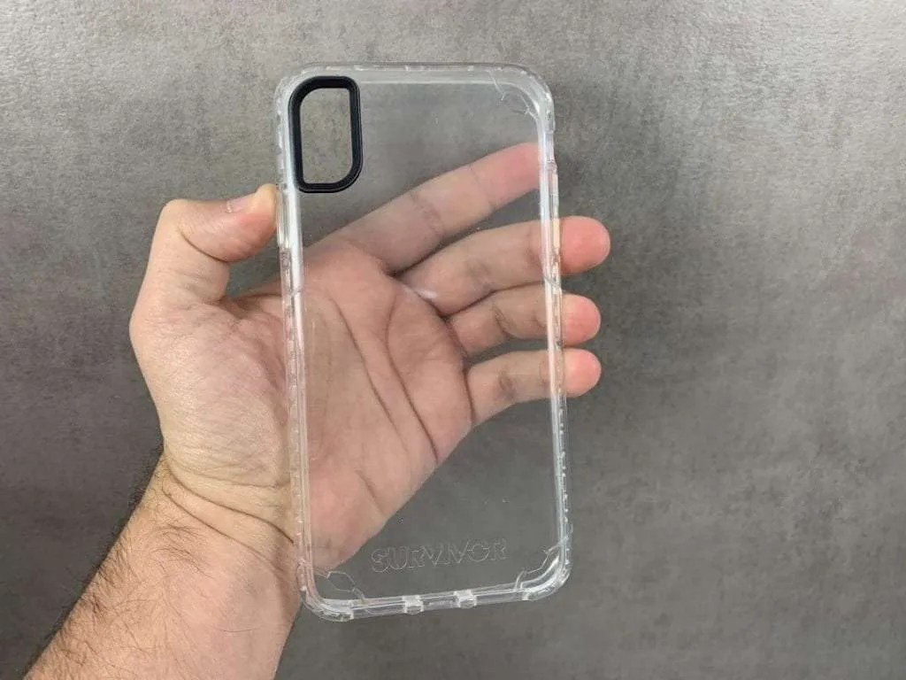 iphone xs survivor case