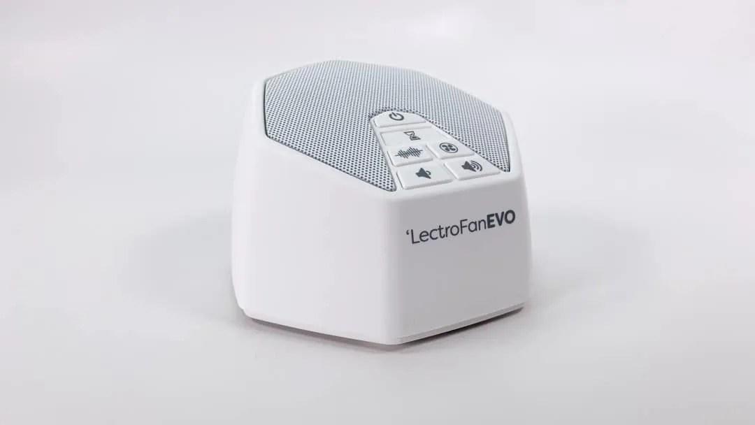LectroFan EVO Sound Machine REVIEW