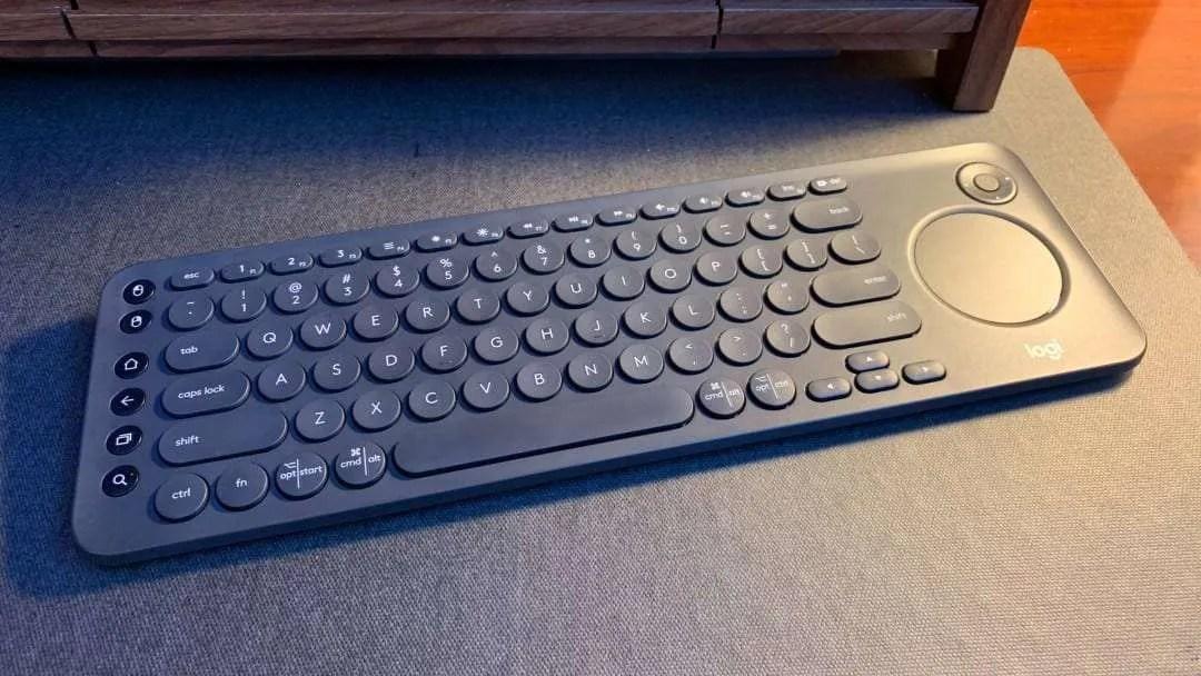 Logitech K600 TV Keyboard REVIEW