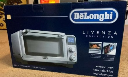 DeLonghi Livenza Convection Toaster and Pizza Oven REVIEW