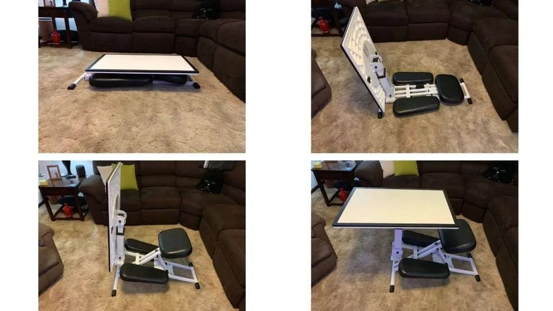 Edge Desk 2.0 Creator Series Adjustable Ergonomic Desk REVIEW