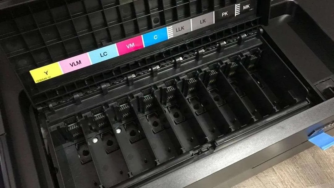 Epson SureColor SC-P600 Wide Format Inkjet Printer REVIEW   Mac Sources