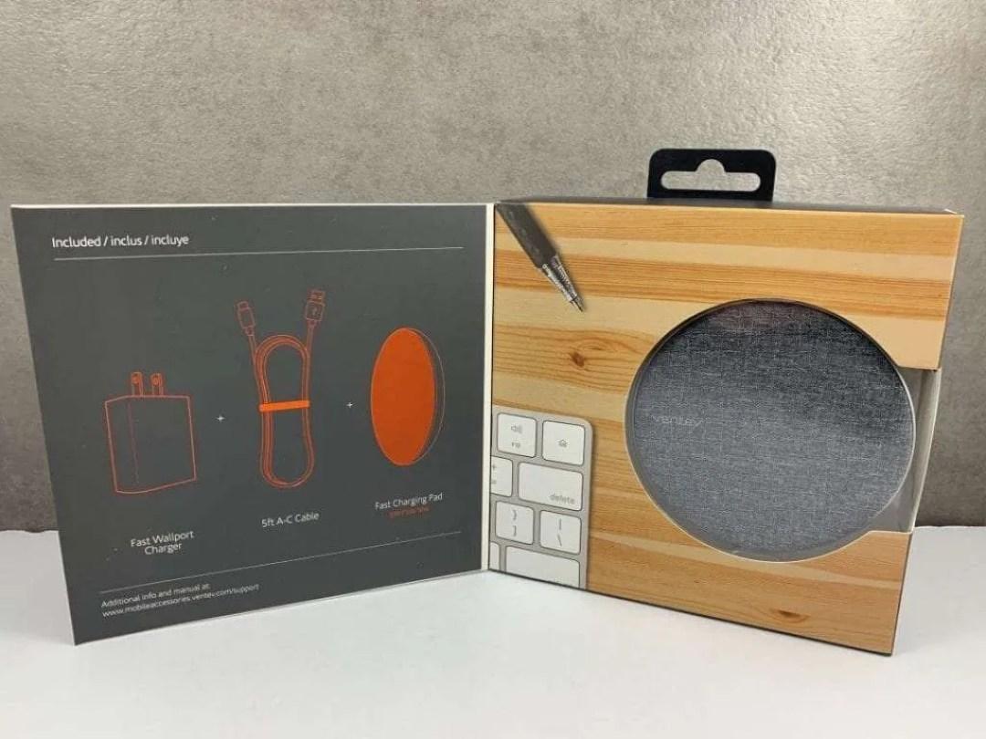 ventev wireless chargepad package
