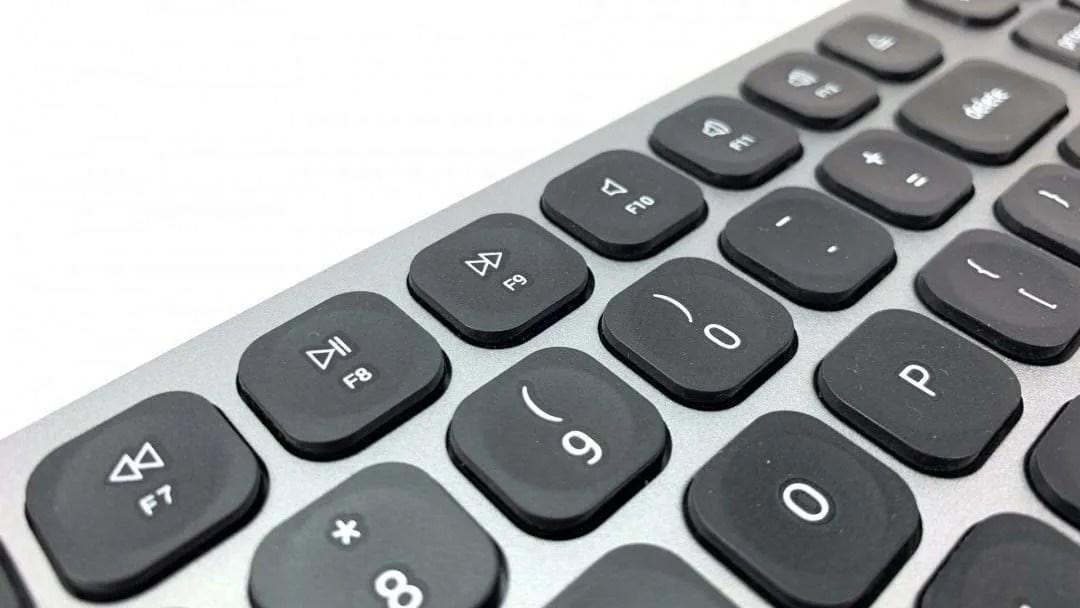 Satechi Aluminum Bluetooth Keyboard REVIEW