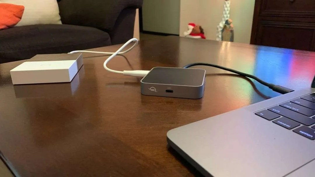 OWC USB-C Travel Dock REVIEW