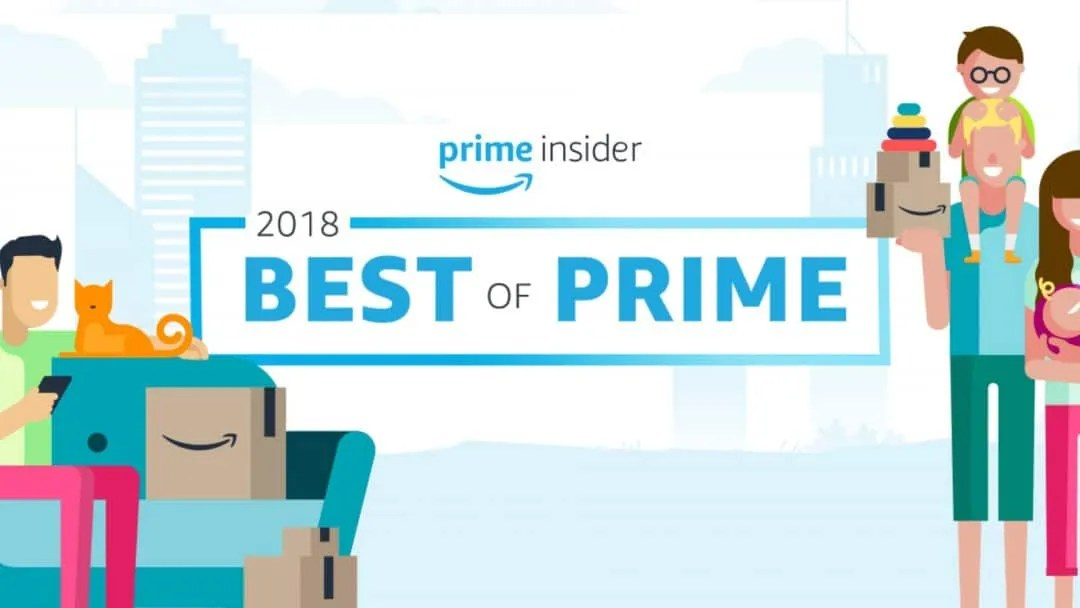 Amazon's Best of Prime 2018 NEWS