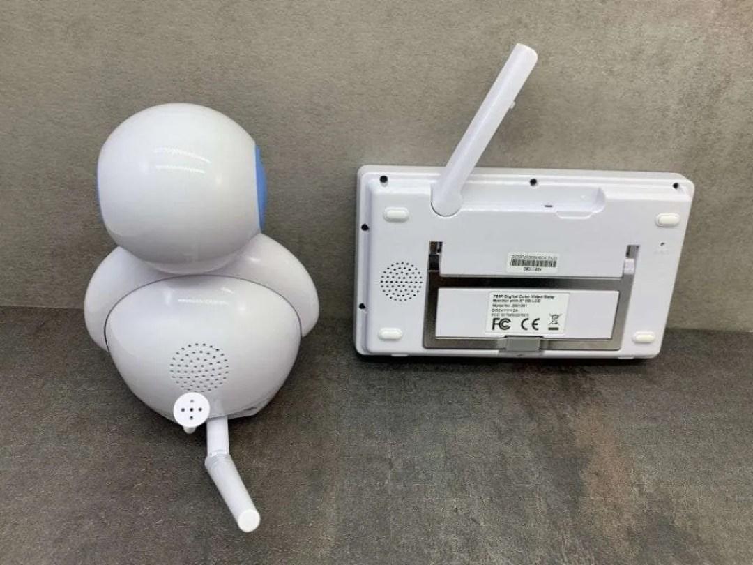 HOMIEE 720P Wireless Camera