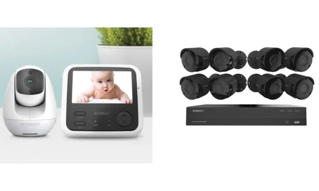 Hanwha Techwin Unveils New Line of Products at CES 2019 NEWS