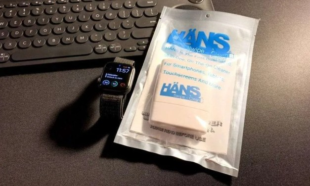HANS Swipe Mobile Device Cleaner REVIEW