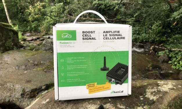 SureCall Fusion2Go 3.0 Mobile Cell Signal Booster REVIEW Best in class.