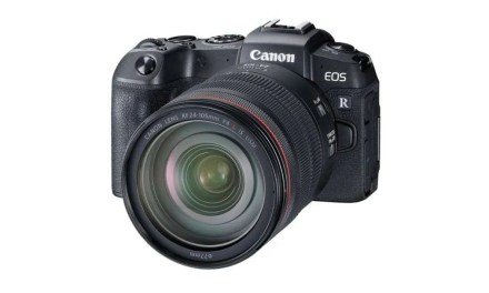 Canon Introduces the EOS RP – Its Second Full-Frame Mirrorless Camera NEWS