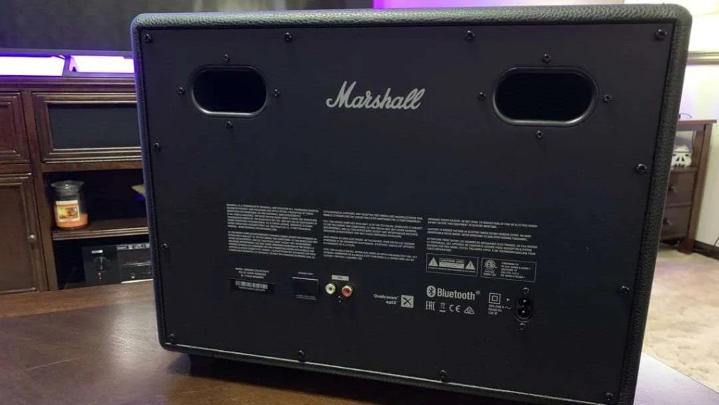 Marshall Woburn II Bluetooth Speaker REVIEW