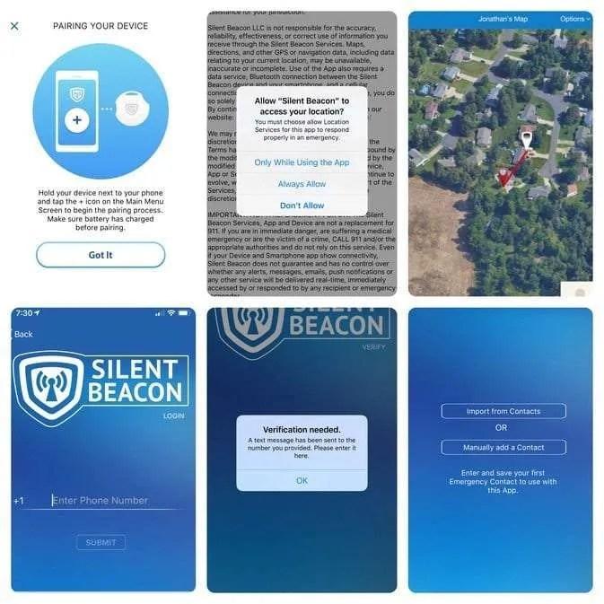 Silent Beacon REVIEW Wearable Emergency Alert