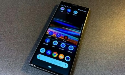Sony Xperia 10 Smartphone REVIEW
