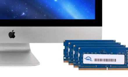 OWC Enables up to 4X the Memory in the New 2019 27-inch iMac 5K vs. Highest Apple Factory Options NEWS