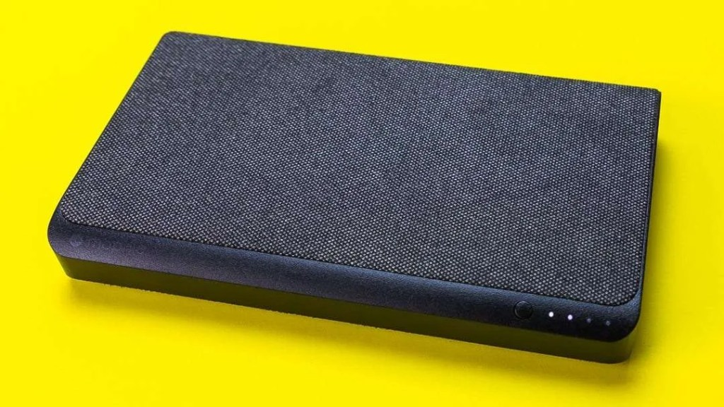Mophie Powerstation USB-C 3XL Portable Battery REVIEW