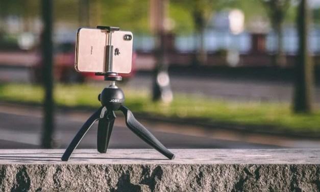Joby HandyPod Mobile Plus REVIEW