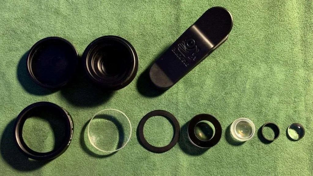 Black Eye Pro Kit G4 Mobile Phone Lenses REVIEW