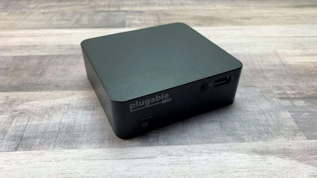 Plugable UD-CAM USB-C Mini Docking Station with USB Power Delivery REVIEW